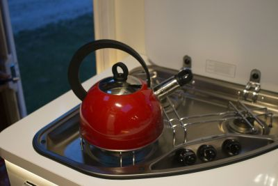 Kettle - caravan or motorhome accessories