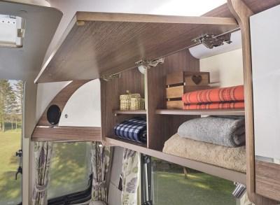 Bailey Unicorn Italian design overhead lockers