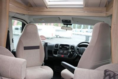 Elddis Accordo Motorhome Seating