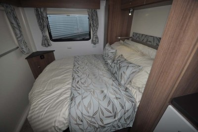 Bailey Advance 74-2 Double Bed