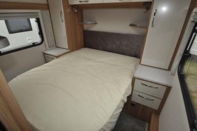 Lunar Delta TR Double Bed