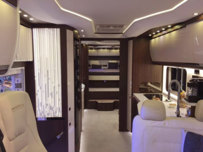 Morelo Empire luxurious motorhome