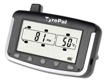 TyrePall TC215 tyre pressure monitor