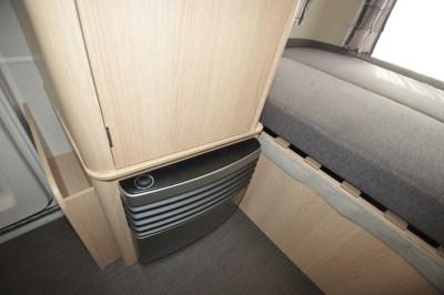 Eriba 310 Edition Heater