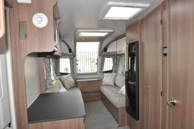 Bailey Unicorn Seville Interior looking forward