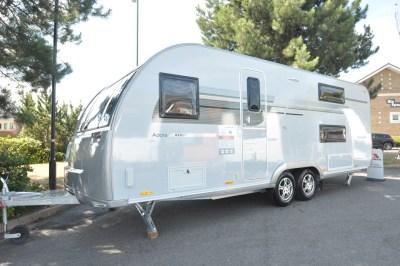 2019 Adria Adora 623 DT Sava caravan exterior 2