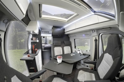 Adria Twin 640 Supreme Interior
