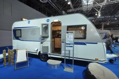 Knaus Sport Silver Caravan Exterior 2