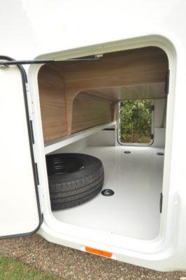 Swift Kon Tiki 650 garage