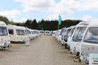 Swindon caravan centre