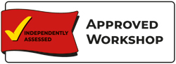 Approved Workshop logo