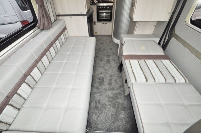2019 Auto-Sleeper Symbol Plus single beds