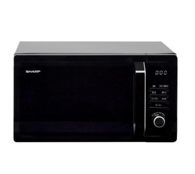 caravan microwave