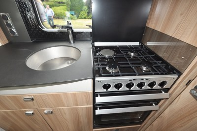 2019 Swift Elegance 560 kitchen