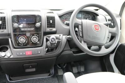2019 Elddis Autoquest CV20 cab