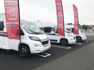2019 Elddis Autoquest CV campervan range