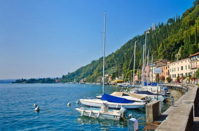 Toscolano, Lake Garda, Italy