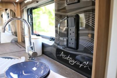 2020 Bailey Autograph kitchen splashback