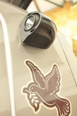 2019 VW Caravaggio campervan DPS 360 CCTV