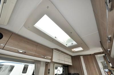 2020 Compass Capiro 520 rooflight