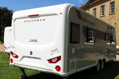 2020 Coachman Laser Xcel 875 caravan
