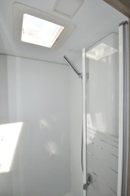 2020 Adria Altea Dart 62 DP caravan shower