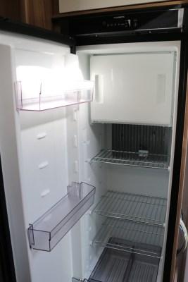 2020 Swift Kon-tiki Sport 599 motorhome fridge