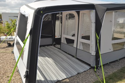 Kampa Club Air Pro 390 Plus awning