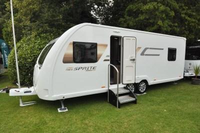 2020 Swift Sprite Super Quattro EB caravan