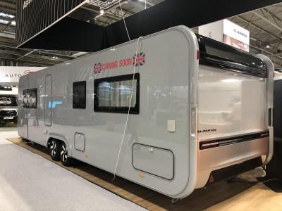 2020 Adria Astella caravan