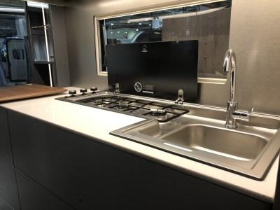 2020 Adria Astella caravan kitchen