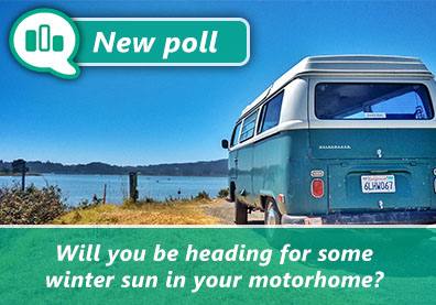 Will you be heading for some winter sun in your motorhome? thumbnail