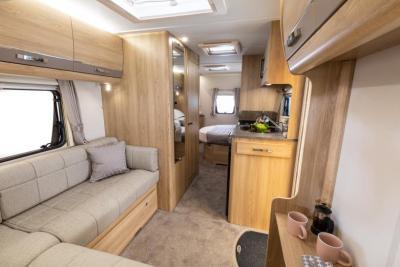 2020 Elddis Avanté 454 caravan