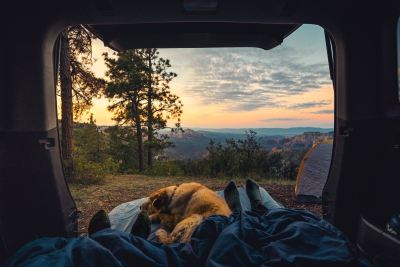 Wild camping in your motorhome