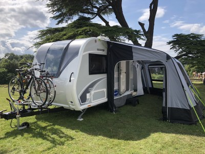 Bailey Discovery D4-2 two-berth tourer