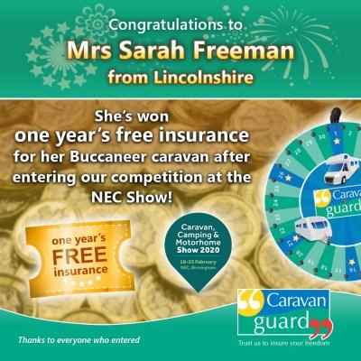free insurance winner
