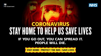 Coronavirus stay at home