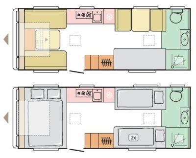 Adria Adora Sava floorplan