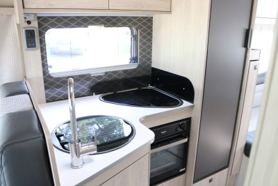 2020 Auto-Trail Tribute F72 kitchen