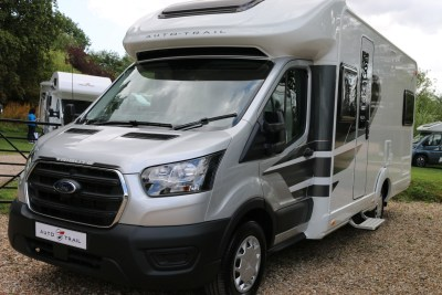 2020 Auto-Trail Tribute F72 motorhome