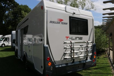 2020 Roller Team T-Line 743 motorhome