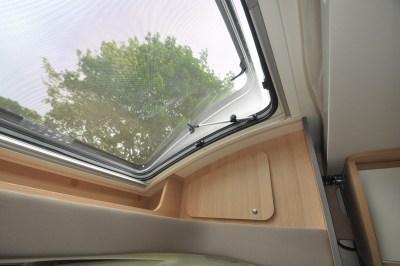 2020 McLouis Fusion 367 motorhome sun roof