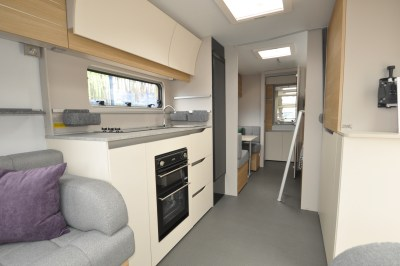 2021 Adria Adora 623 DT Sava kitchen