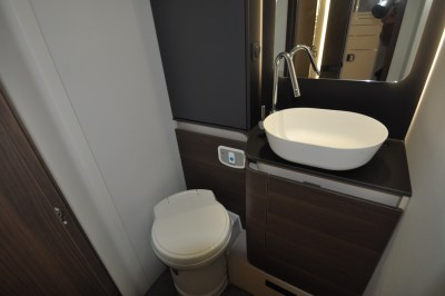 2021 Adria Matrix Supreme 670SL washroom