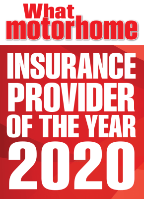 What Motorhome insurance provider of the year 2020