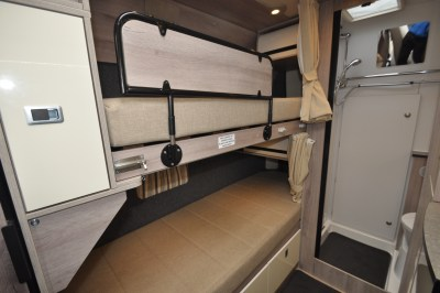 WildAx Solaris XL bunks