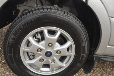 2021 Bailey Adamo 69-4 alloy wheels