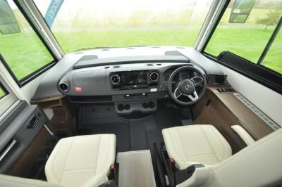 2021 Frankia i8400 Plus Platin motorhome