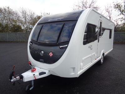 Kimberley Caravans dealer special Icon Trenc