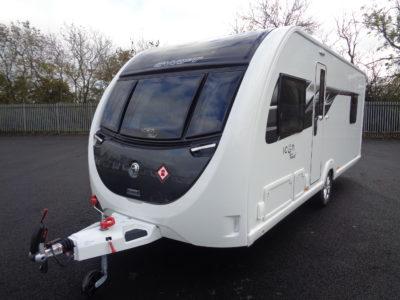 Kimberley Caravans dealer special Icon Trenc